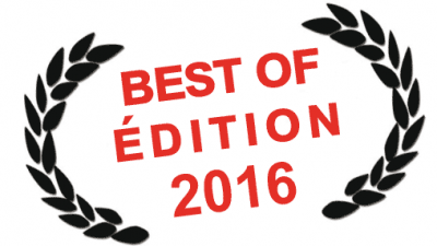 Best of Les Écrans de Chine 2016 en DVD